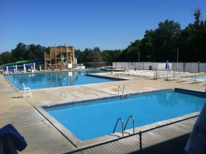Decatur Surf Club Pools